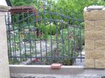 Kované ploty a kované oplocení - 2-0172 - Kovaný plot
