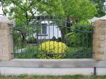 Kované ploty a kované oplocení - 2-0173 - Kovaný plot