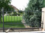 Kované ploty a kované oplocení - 2-0174 - Kované oplocení