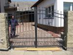 Kované brány, branky a vrata - 3-0158 - Kovaná branka