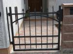 Kované brány, branky a vrata - 3-0160 - Kovová brána